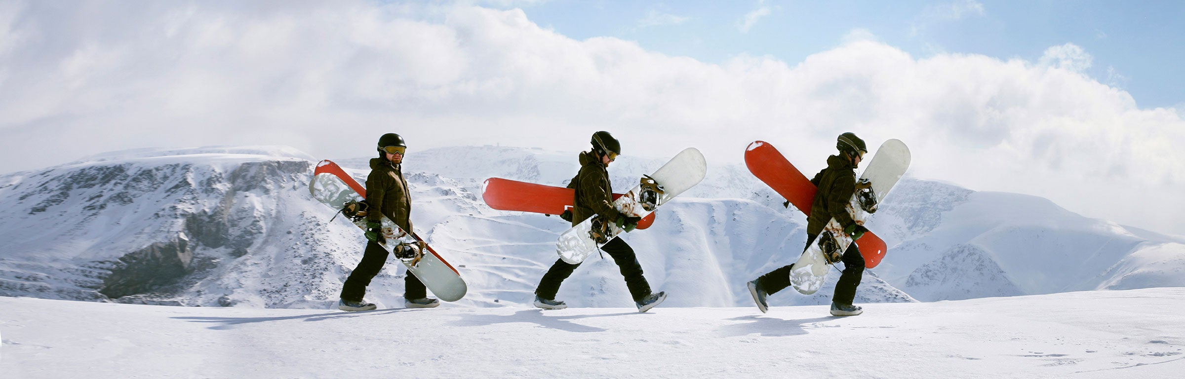 Snow Activities Photo