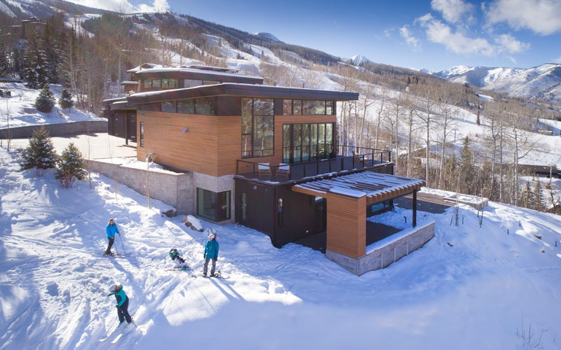 5 Must-See Ski-In/Ski-Out Listings On The Market Right Now